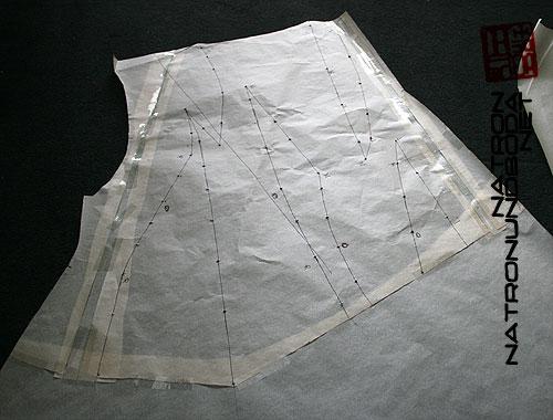 Änderungen am Papierschnitt