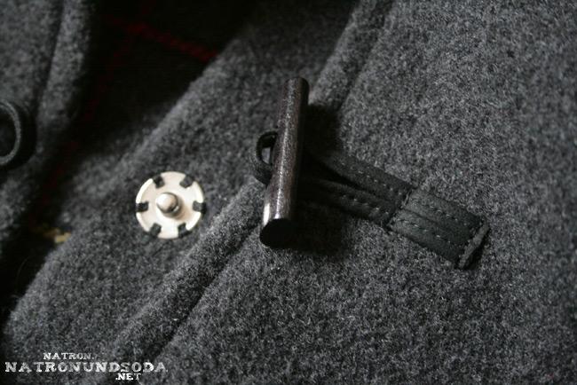 Dufflecoat Detail