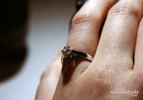 Besser ein Diamant mit einem Fehler als ein Kieselstein ohne.