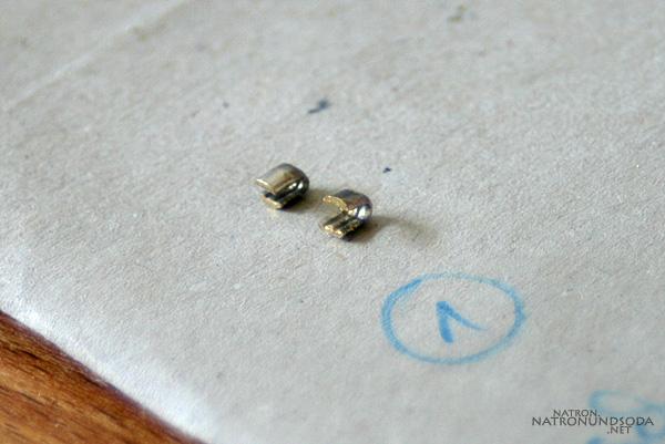 Metallreißverschluss kürzen